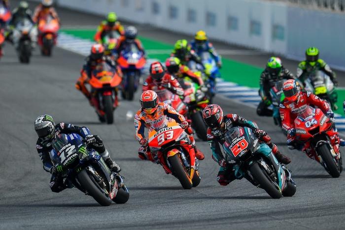 รายการ Moto GP ถูกเลื่อนการแข่งขันแบบไม่มีกำหนด