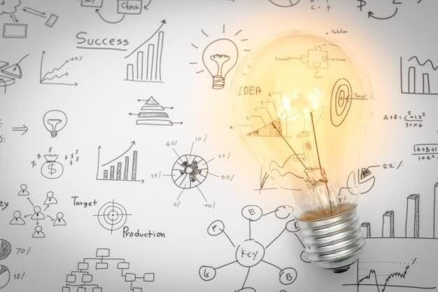 A inteligência ao redor de o que é inovação.