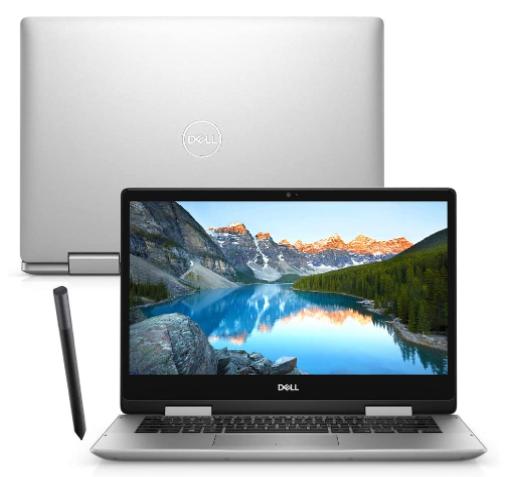Imagem de Notebook modelo DELL  touchscreen 2 em 1 Inspiron