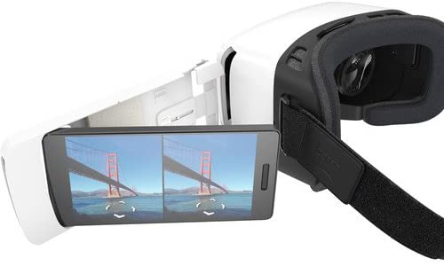 The VR Goggles are shown with a smartphone.