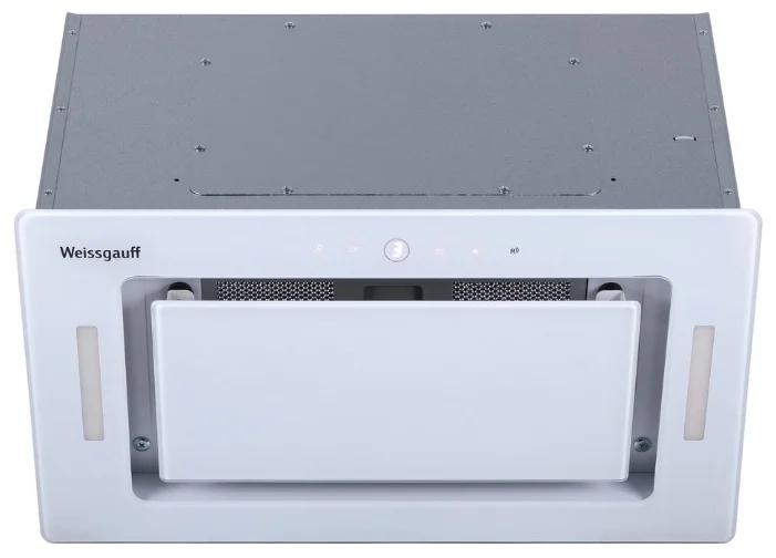 Встраиваемая вытяжка Weissgauff Aura 1200 Remote WH
