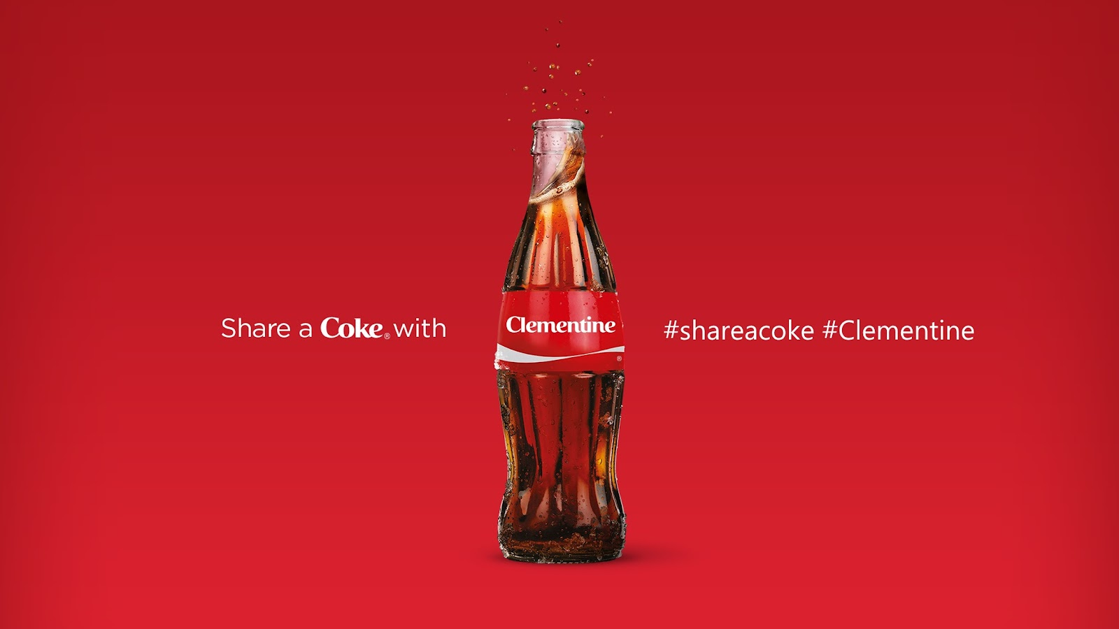 Coca Colas Share a Coke campaign to engage its customers