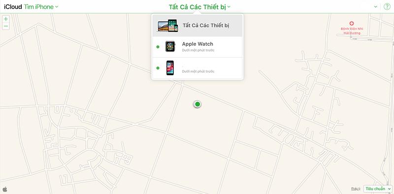 Sforum - Trang thông tin công nghệ mới nhất 1-1 Hướng dẫn cách xóa dữ liệu từ xa trên iPhone, iPad khi bị mất cắp
