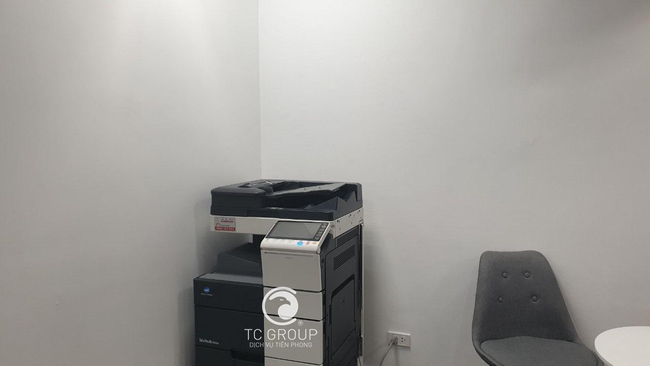 Cho thuê máy photocopy thông minh tại Hà Nội