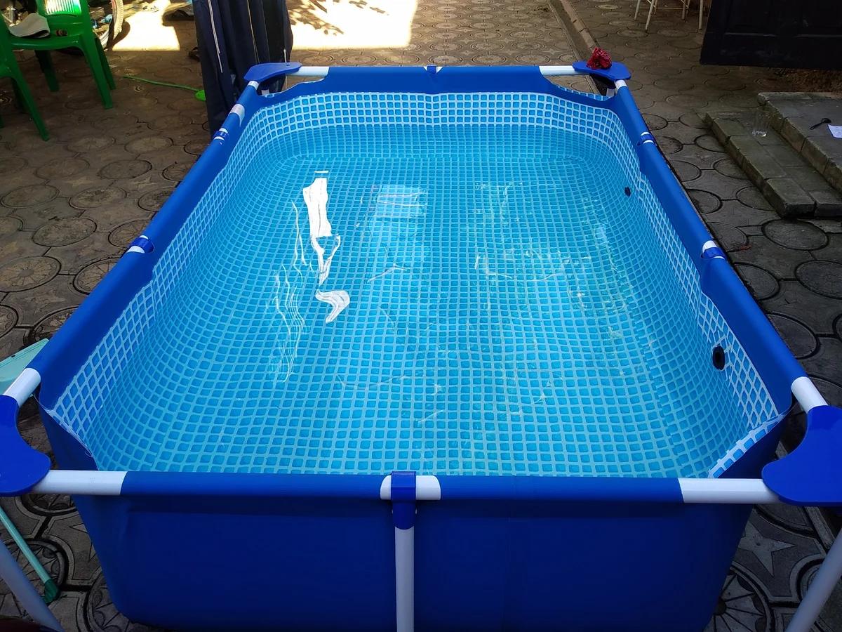 Чаша бассейна