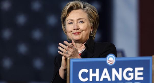 Hillary Clinton Change w podium.jpg