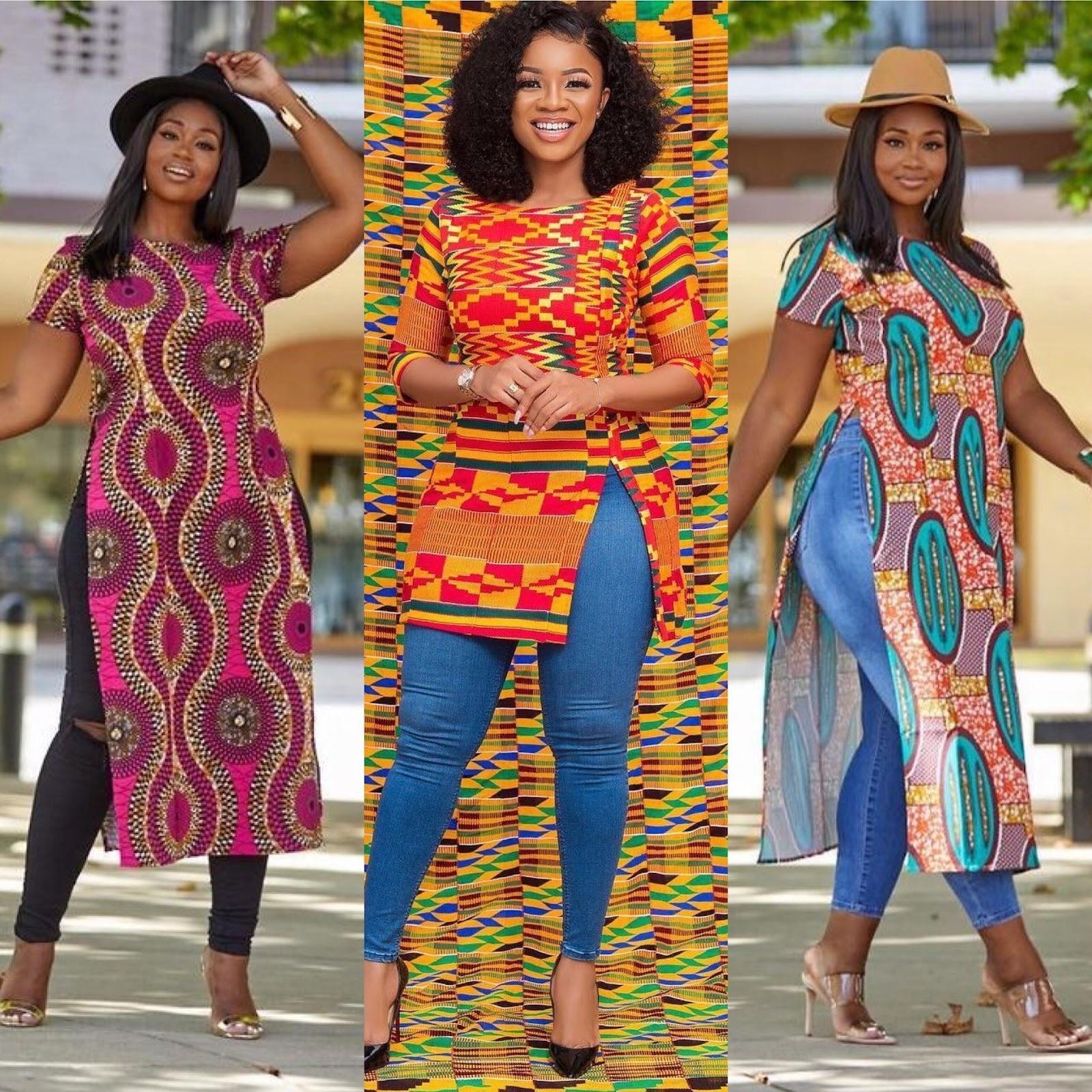10 Photos: Elegant Ankara Fashion Styles Dresses For Ladies To Try Out -  latest Ankara Styles 2020