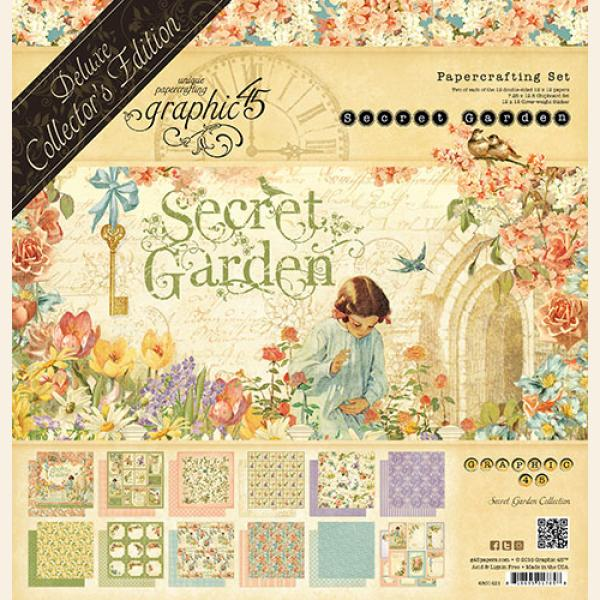 Secret Garden—Deluxe Collector's Edition