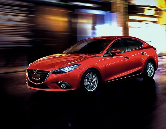 Mazda 3 เจเนอรเรชั่น 3 เปิดตัวปลายปี 2014