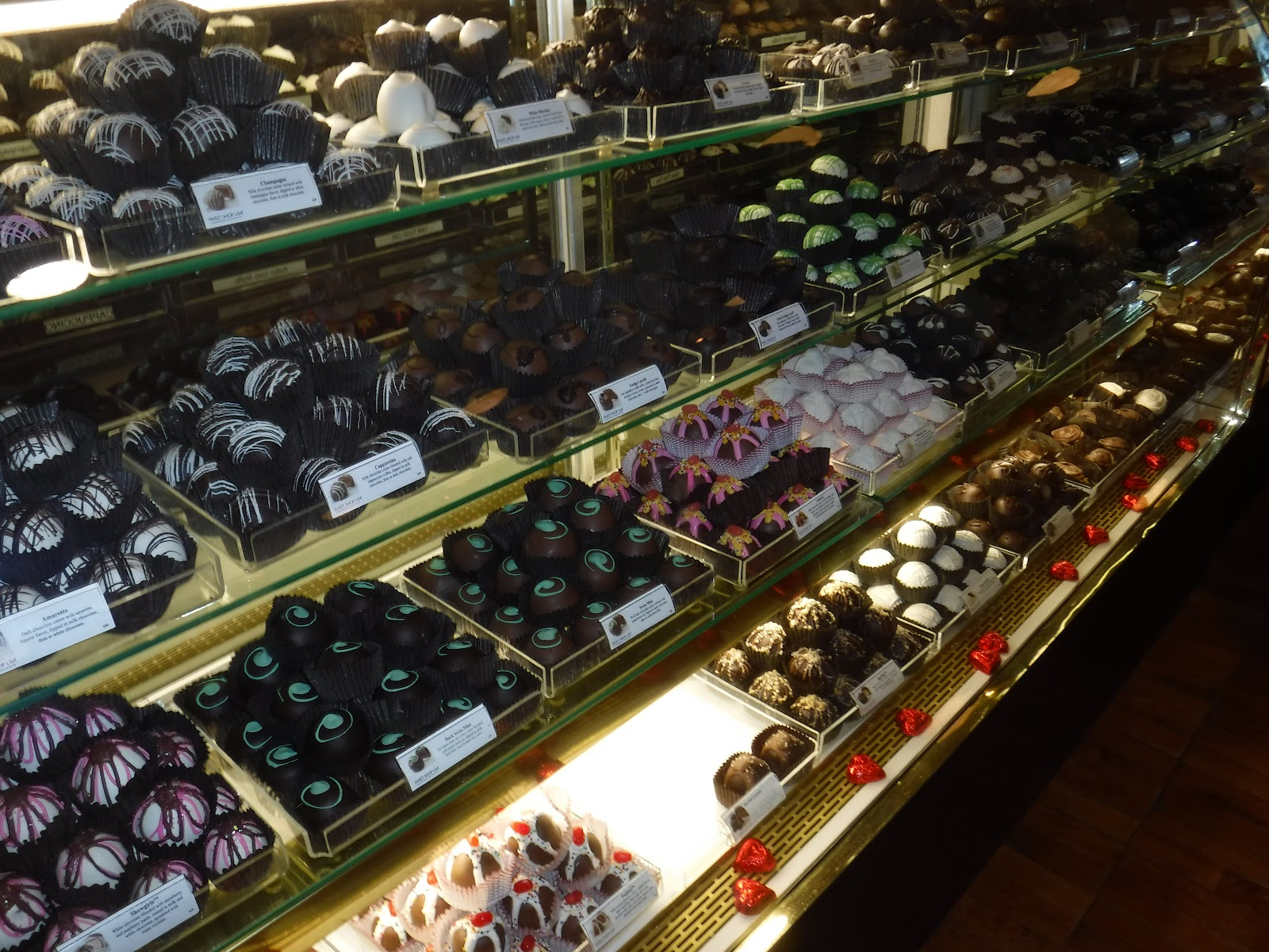 Things to do in Sioux City, Iowa - Buy treats at Palmer's Old Tyme Candy Shoppe