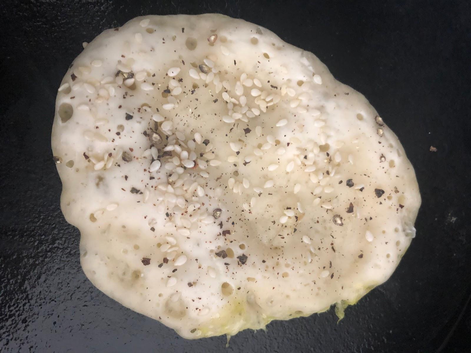 Fried Sourdough Starter Recipe