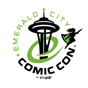 Emerald City Comic Con logo