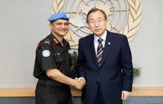 Image result for UN appoints Indian Army veteran Abhijit Guha as head of Hodeidah mission