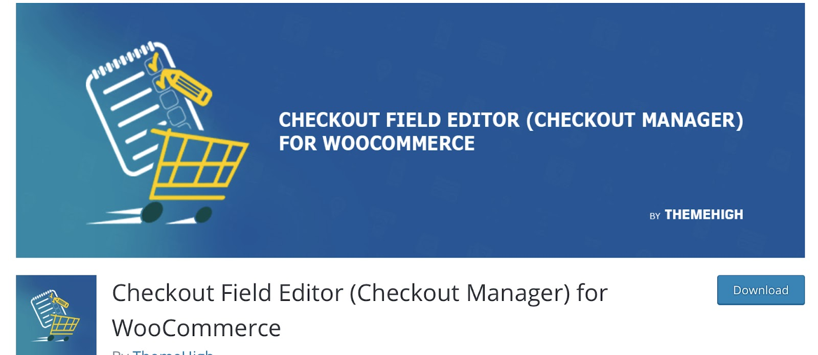 Checkout Field Editor WooCommerce plugins