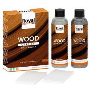 Oranje Furniture Wood Care Kit Mattpolish En Cleaner