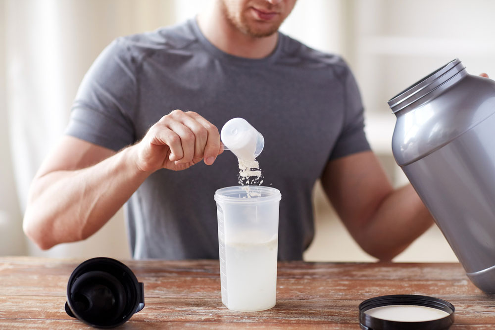 Proses Pembuatan Powder Drink