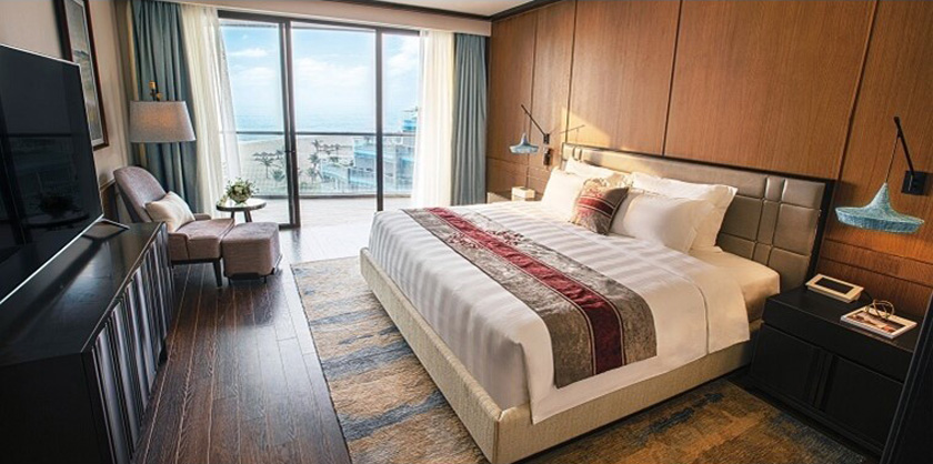 Phòng Executive Suite Vinpearl Nam Hội An