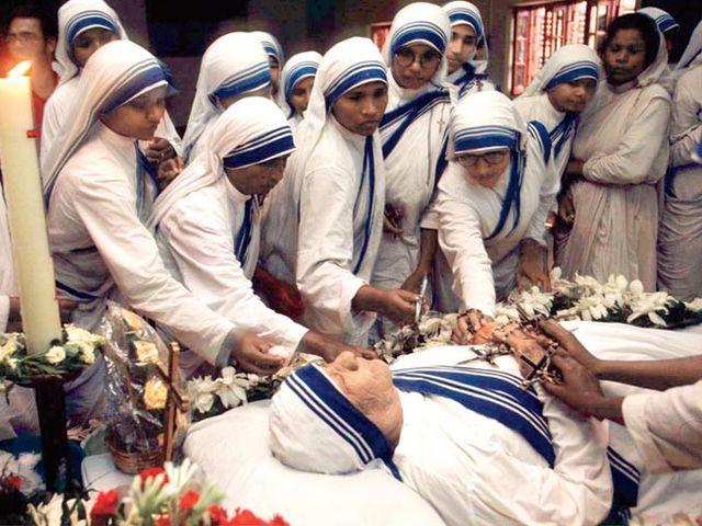 Chân phước Tê rê sa Calcutta