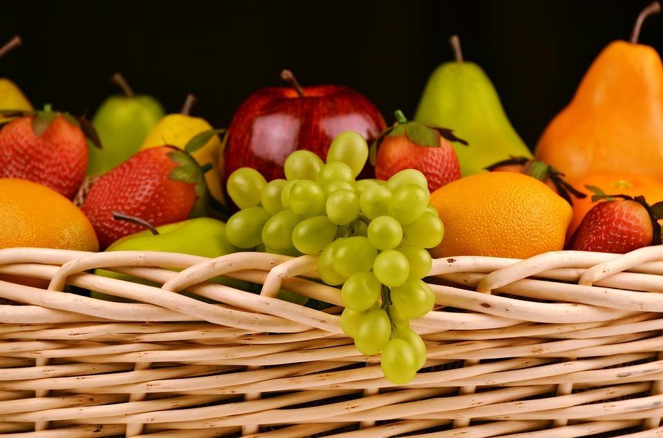 Alimentos orgânicos.