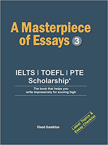 A masterpiece of essays - PTE helpbook