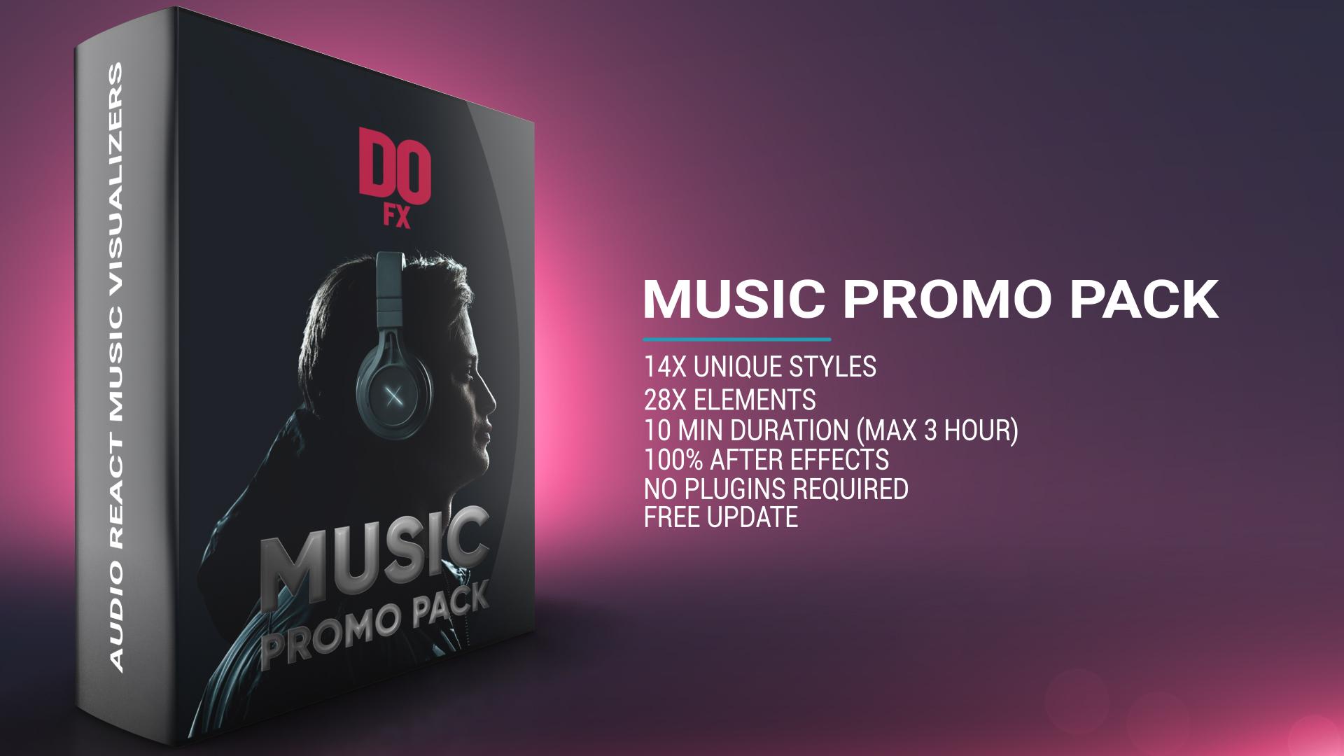 Music Promo Pack