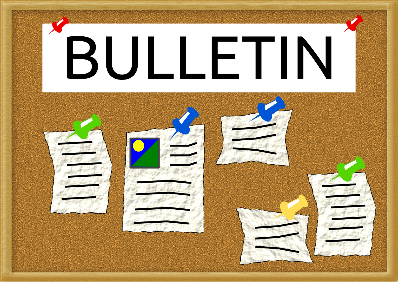 File:Bulletin Board with notes.svg - Wikimedia Commons