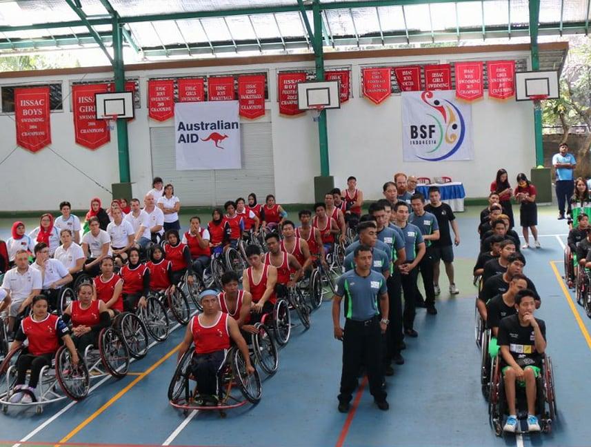 Bali Sports Foundation - expat community bali