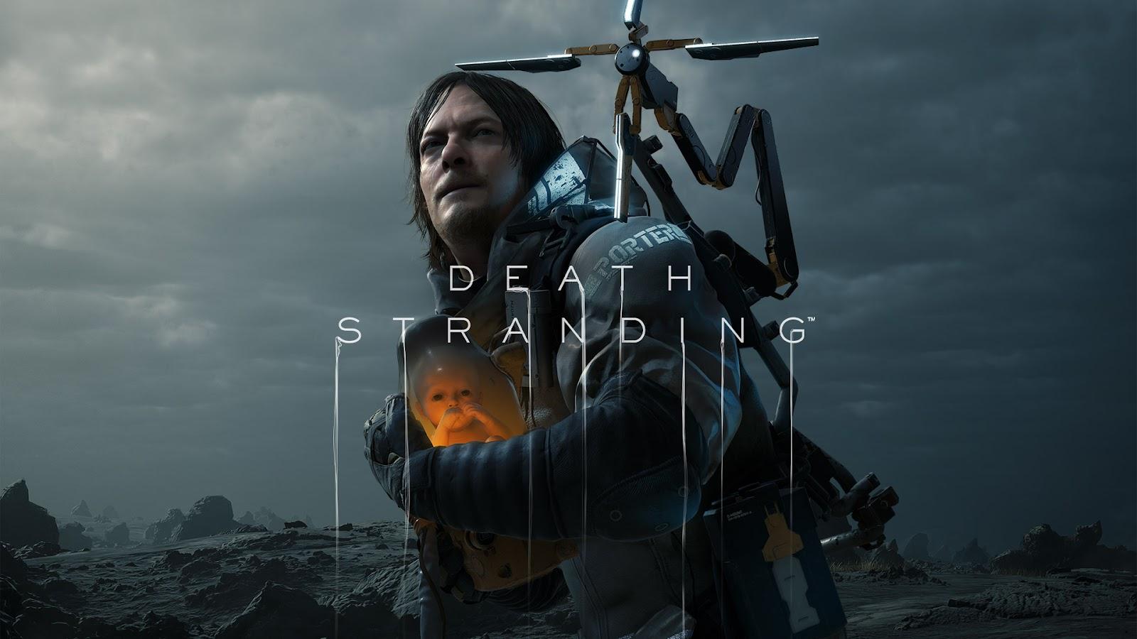 """Résultat de recherche d'images pour """"death stranding game"""""""
