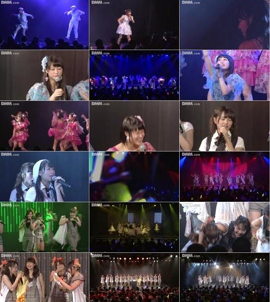"""(LIVE)(公演) NMB48 チームBII """"逆上がり"""" 門脇佳奈子の生誕祭 141003 & 141008 & 141010 & 141019 & 141022 & 141028"""