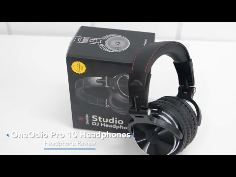 OneOdio Pro 10 Headphone Review & Comparison with M50x, M40x, JBL Quantum 100! 2