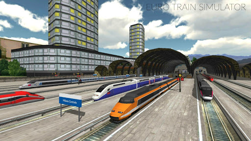 Euro Train Simulator- screenshot thumbnail