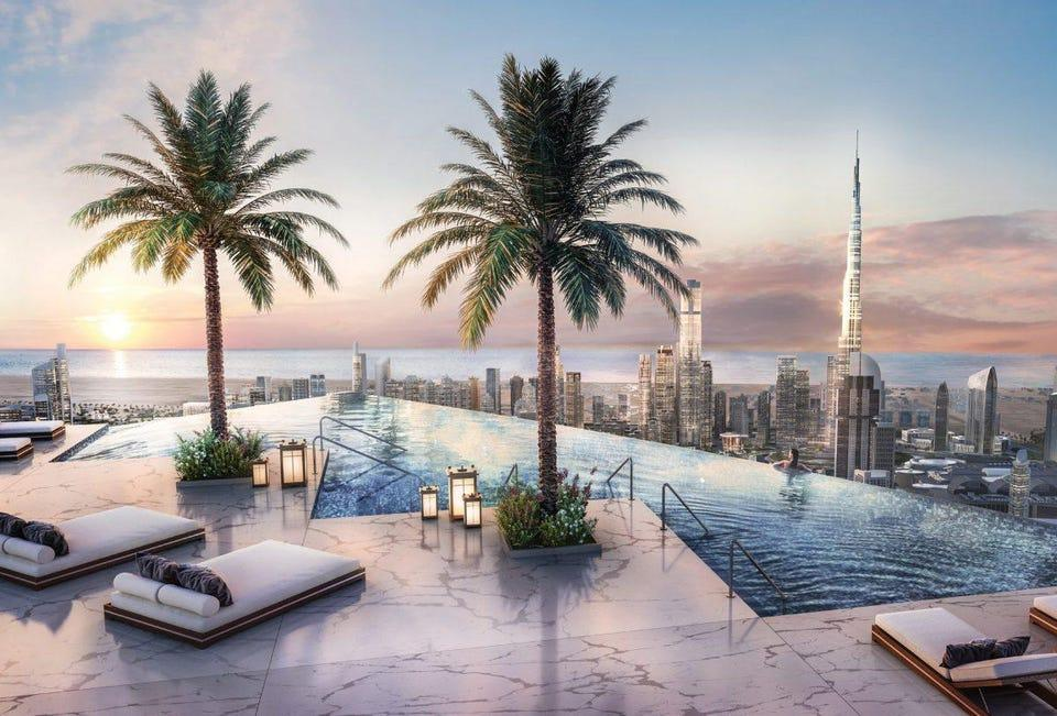 SBE Announces The 2020 Opening Of SLS Dubai Hotels & Residences, First  Property In The Middle East