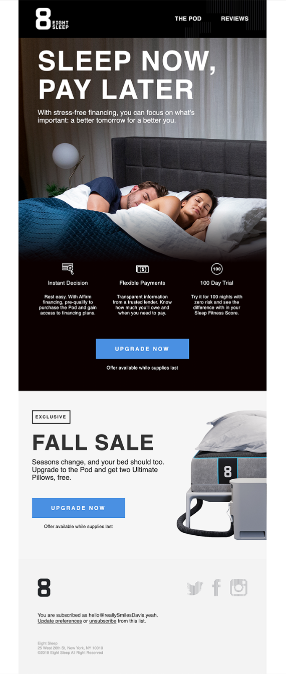 8 sleep eight email