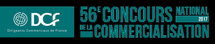 DCF - Concours National de la Commercialisation