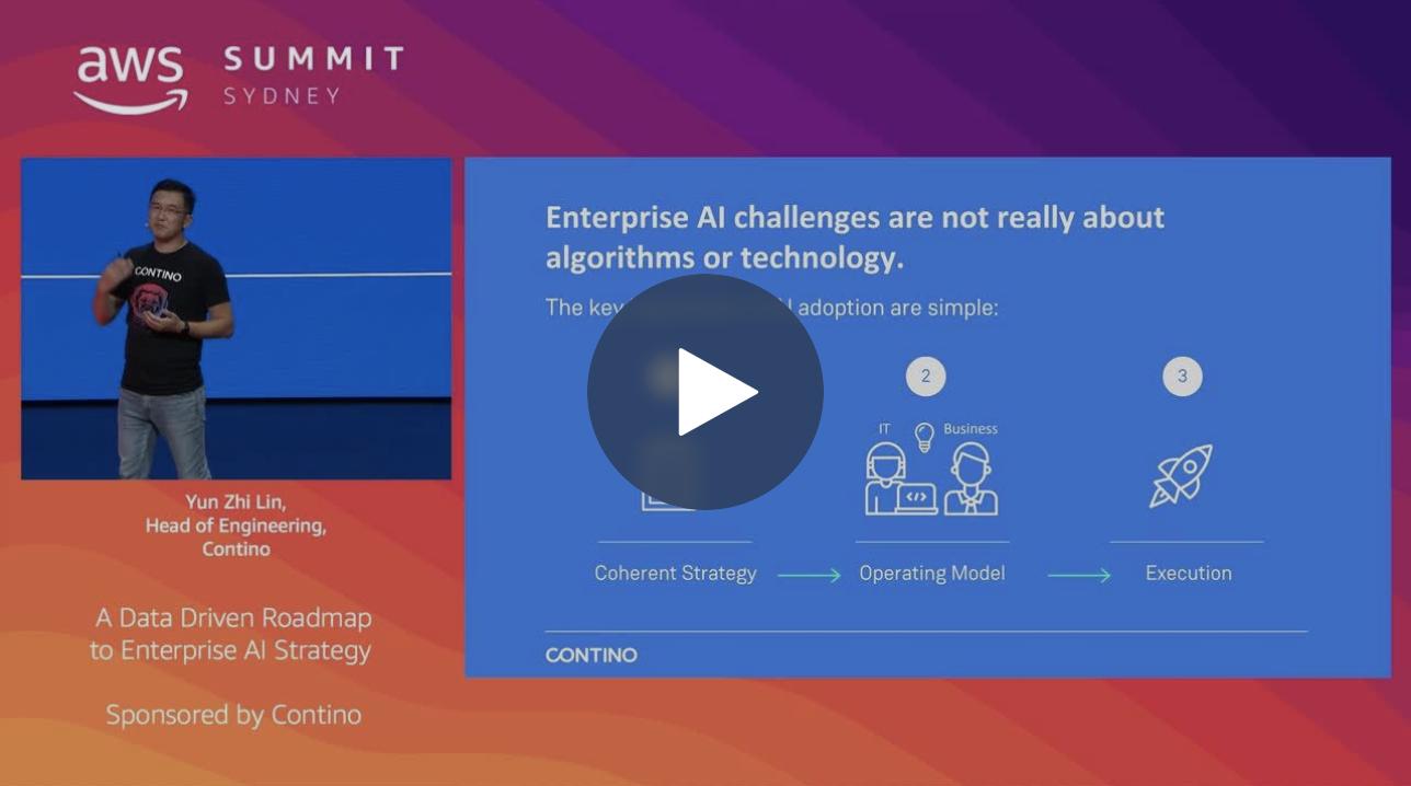 A Data Driven Roadmap to Enterprise AI Strategy