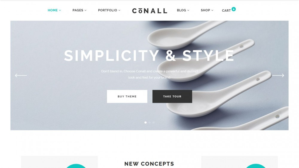 Conall - Woocommerce furniture themes