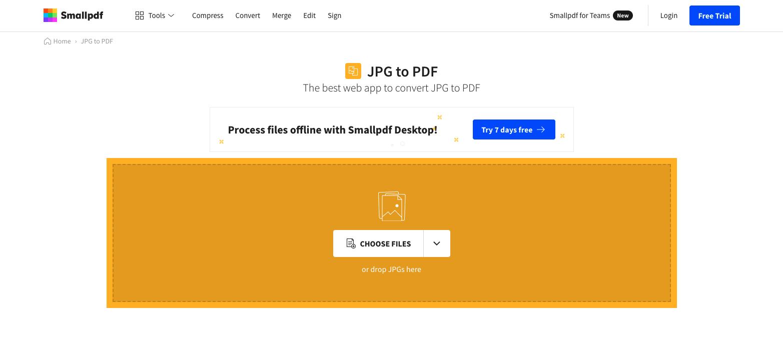 jpg to pdfs