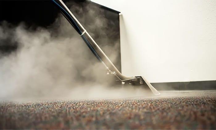 Phương pháp giặt thảm bằng hơi nước