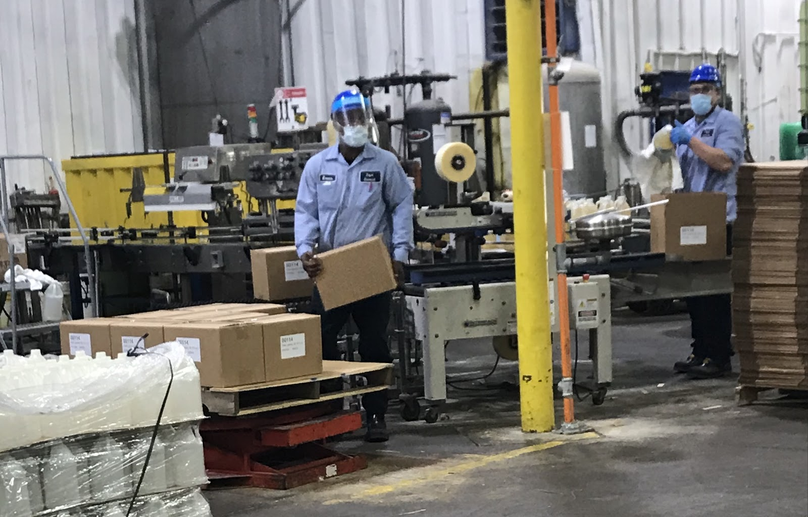 manufacturing productivity after covid-19