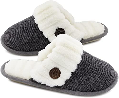 Comfy Indoor Slip-Ons