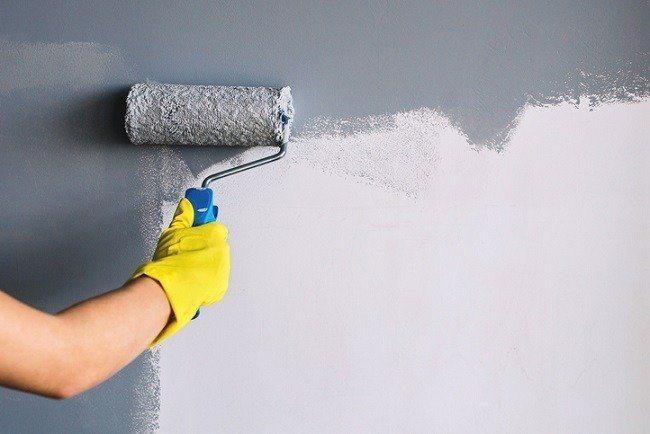 Cara membuat ruangan kamar kedap suara: cat dinding kedap suara
