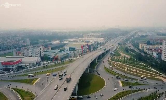 Với hệ thống mạng lưới giao thông thuận tiện, Nam Từ Liêm giúp quá trình di chuyển của cư dân thêm dễ dàng