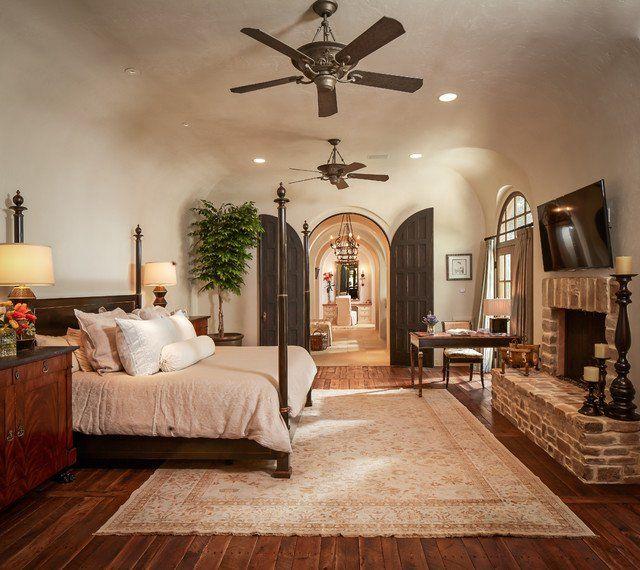 Vintage Wooden Mediterranean Bedroom Furniture