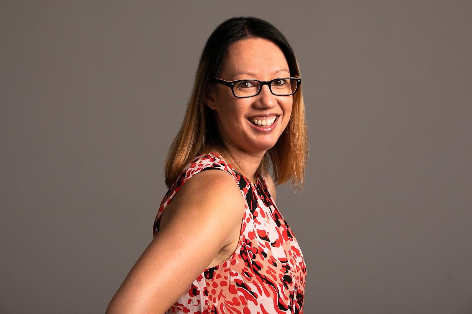 Trish Boes, Leadership and life coach at Soul Leadership Solutions headshot