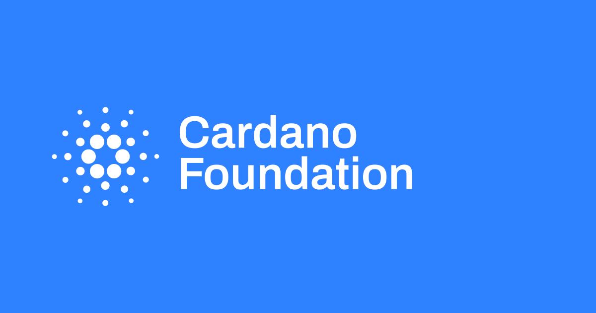 Blog Cardano Foundation