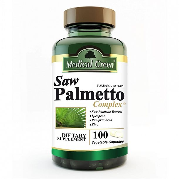 Saw Palmetto Complex de Medical Green