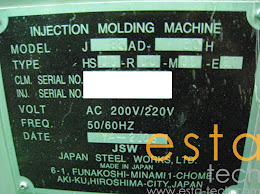 JSW J85AD-60H (2008) All Electric Plastic Injection Moulding Machine
