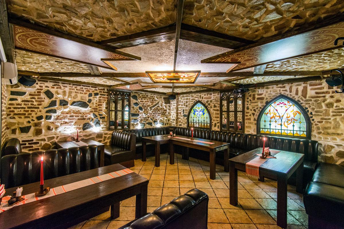 Ресторан «Каменица» в Минске