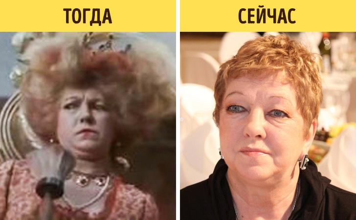 Как изменились актеры наших любимых сказок, которые мы смотрели в детстве - Ольга Волкова
