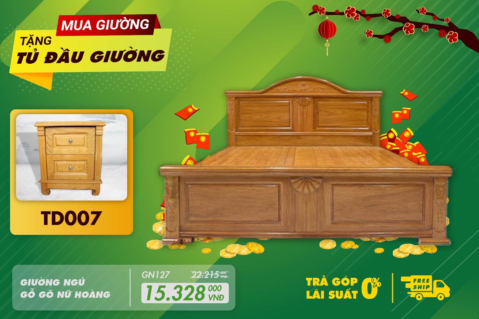 Trang hoàng nhà cửa - Thả ga sắm tết SALE -50%